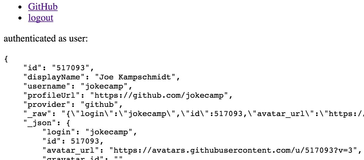 Tutorial for Passport js authentication in a Node js Express